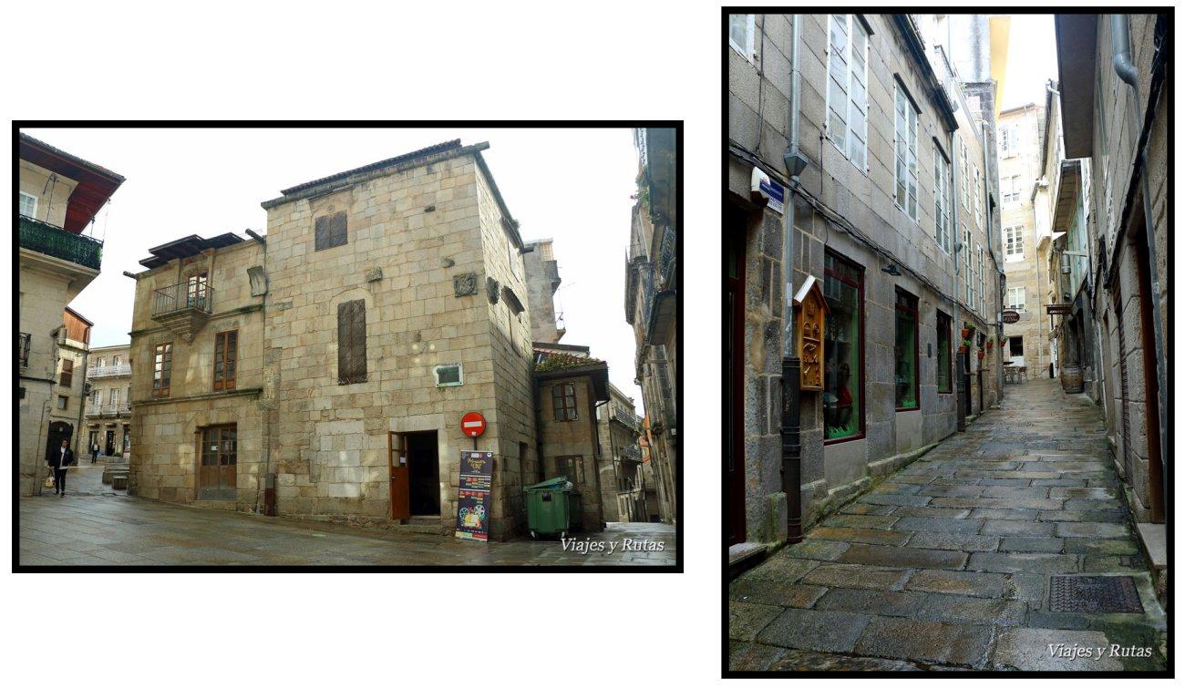Calles de Vigo