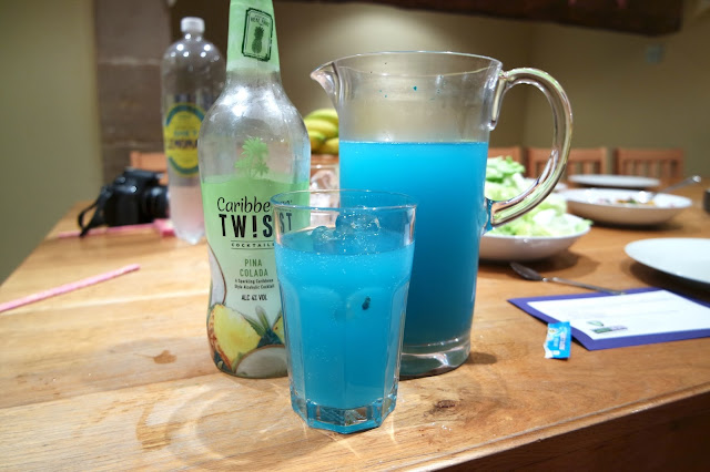Caribbean Twist Cocktails with Kool Aid