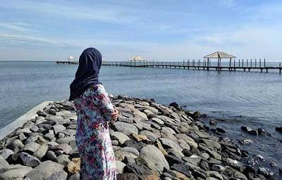 3 Pantai Terbaik Di Tegal Yang Cocok Untuk Wisata Keluarga