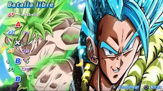 DBZ TTT MOD V5 ACTUALIZANDO CON MENÚ [FOR ANDROID Y PC PPSSPP]+DOWNLOAD