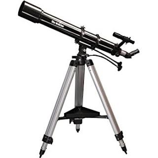 imagen con fondo blanco del telescopio Sky-Watcher Skywatcher Evostar-90
