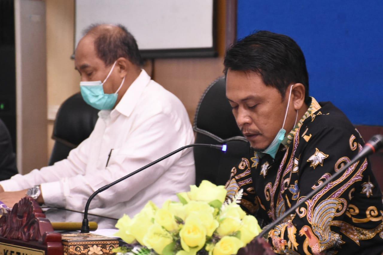 Rektor UINSU dan Walikiota Bahas Serah Terima Aset Daerah Kepada DPRD Kota Tebingtinggi