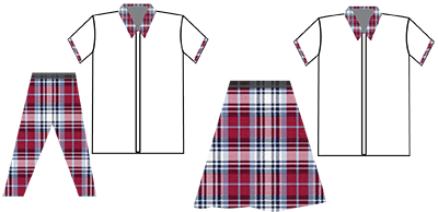 Custom Baju Tadika