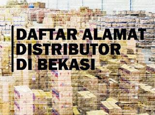 database distributor Bekasi