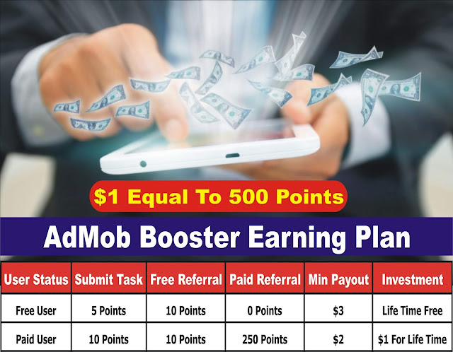 AdMob Booster Android App Free Download