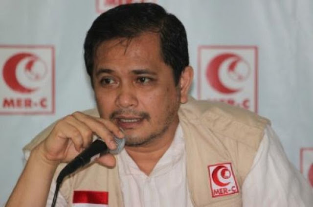 Aktivis dan Pendiri MER-C Dr. Joserizal Jurnalis Tutup Usia