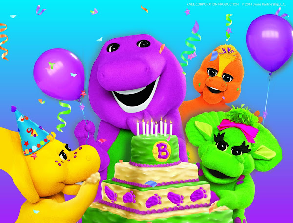 Barney and Friends | Copyright-Only Dedication* (based on United States law) | Public Domain Certification
