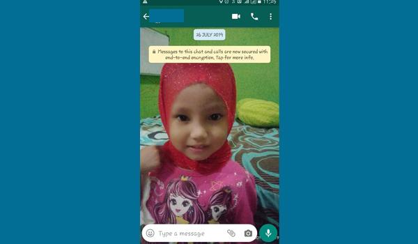 Cara Mengganti Background Whatsapp Layar Utama Dengan Foto Sendiri