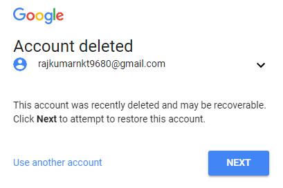 apni  gmail id ko kese recover kare