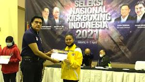Atlet Kick Boxing Asal Pesisir Barat Ikut Eksibisi PON Papua