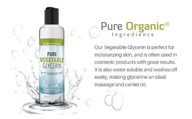 vegetable based glycerine