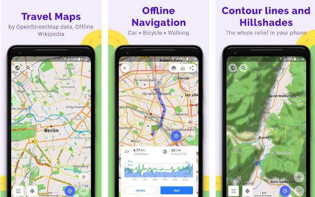 كيفية استخدام خرائط جوجل في وضع عدم الاتصال