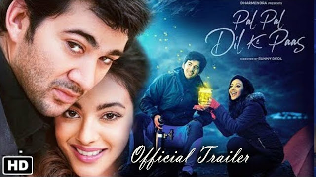 Pal Pal Dil Ke Pass Hindi Leaked Online By [Tamilrockers]