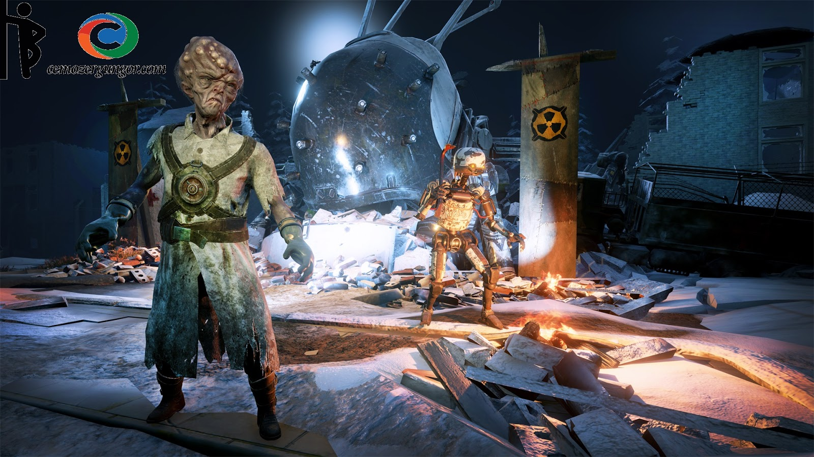 Mutant Year Zero: Road to Eden PC