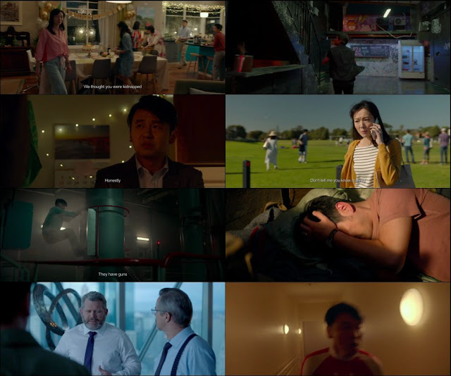 The Whistleblower 2019 English 720p WEBRip