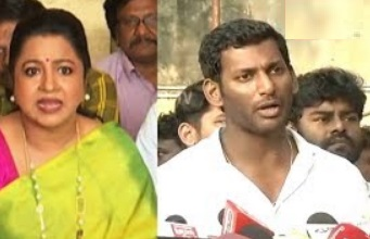 Vishal Political Entry | RK Nagar By-Election