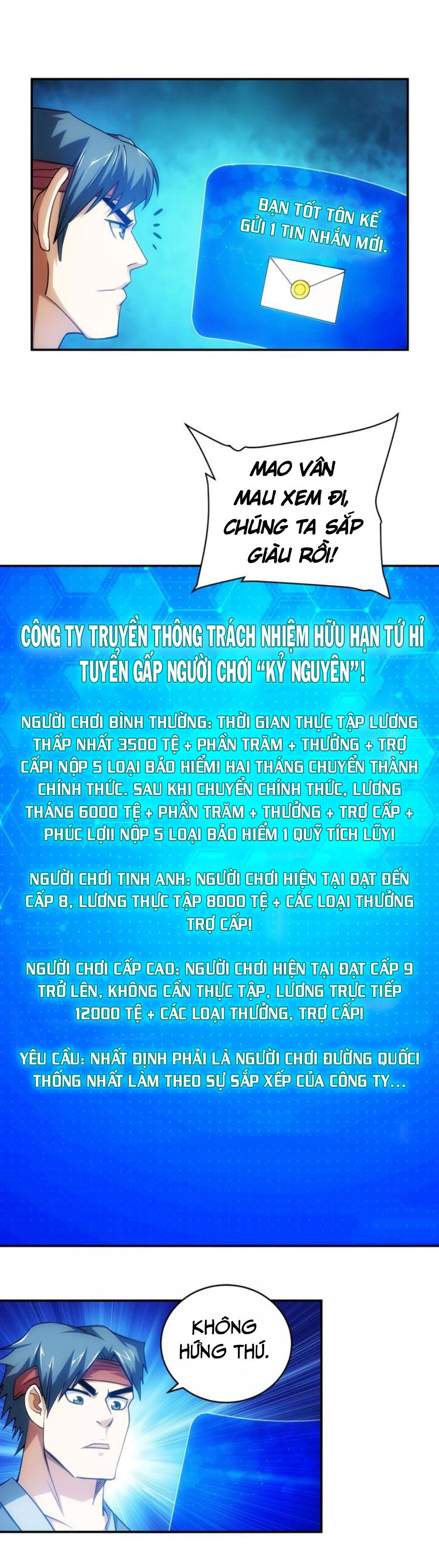 Rich Player - Người Chơi Khắc Kim Chapter 45 video - truyenmh.com