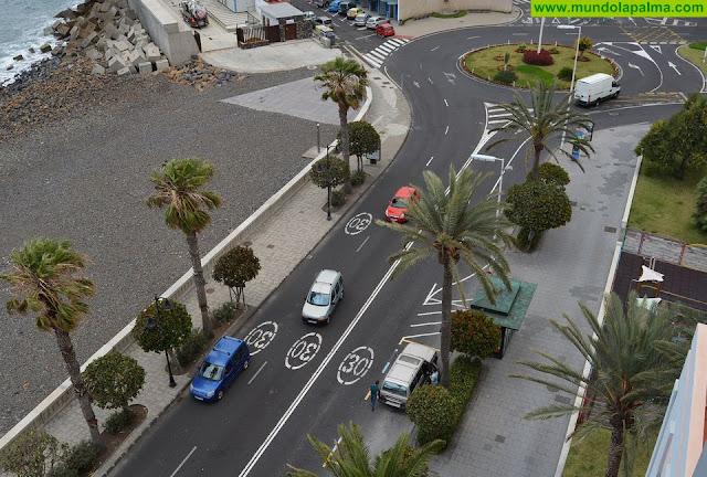 El Cabildo licita las obras de reurbanización del primer tramo de la Avenida Marítima de Santa Cruz de La Palma