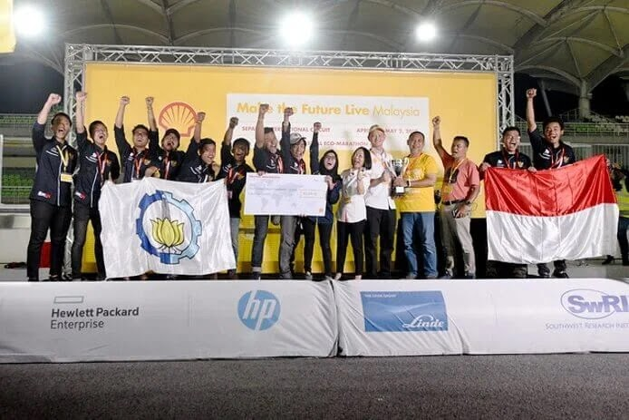 Filipino Students Well-Represented at Shell Eco-Marathon Asia