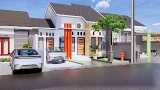 desain rumah minimalis modern terbaru beserta anggaran