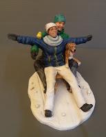 statuette realistiche milano fatte a mano idea regalo moglie orme magiche