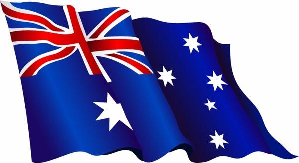 Bendera Nasional Australia