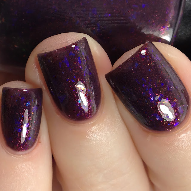 MLF Lacquer-Year Of The Nurse
