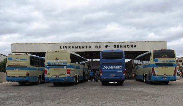 Covid-19: Livramento e mais 91 cidades tem transporte intermunicipal suspenso
