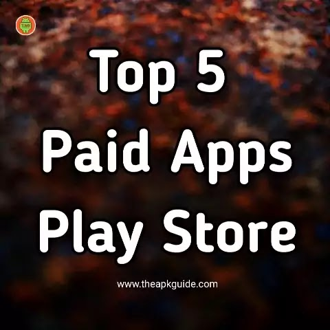 Top 5 Best Most Useful Unique Daily Use Android Paid APK's 2021