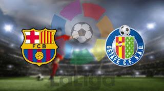 موعد مباراة برشلونة وخيتافي اليوم والقنوات الناقلة 29-08-2021 الدوري الاسباني