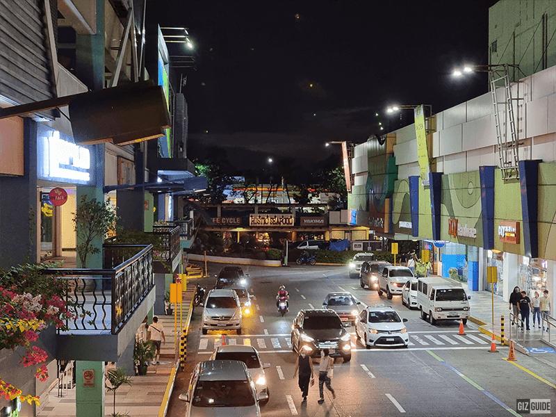 3x telephoto camera night mode