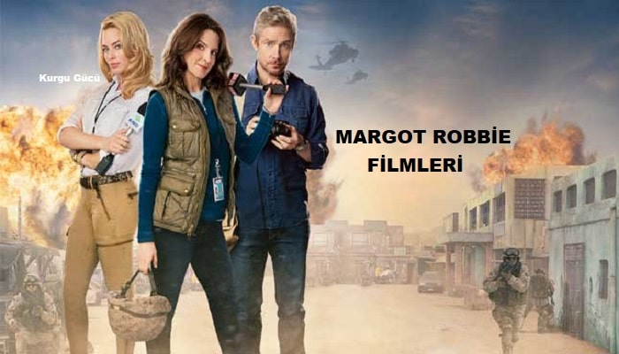 Margot Robbie Filmleri - Whiskey Tango Foxtrot - Kurgu Gücü