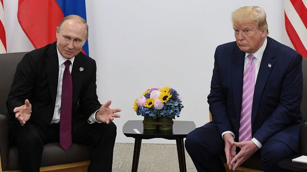 """Starting point"": Trump may call Putin to the G7 summit"