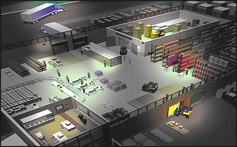 Usefulness of the warehouse layout design standards for Warehouse racking layout software free