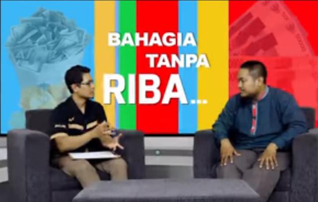 Bahagia Tanpa Riba Bersama Achmad Taufiq (Riba Crisis Center) - Eps. 01