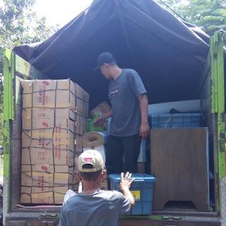 Kemas barang pindah rumah
