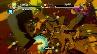 Naruto Shippuden Ultimate Ninja STORM 3 Gameplay