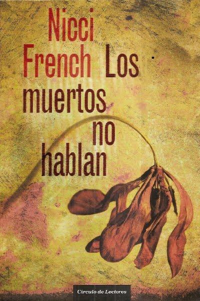 Los muertos no hablan – Nicci French [MultiFormato]