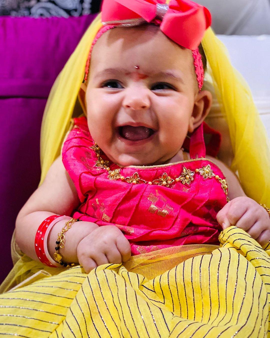 kapil-sharma-daughter-name-and-pic