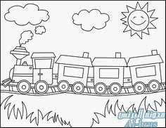 رسومات للاطفال للتلوين
