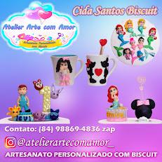 CIDA SANTOS BISCUIT