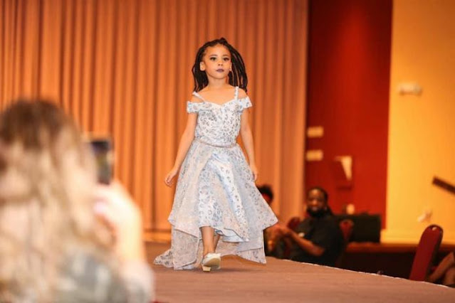 See the Beautiful Pictures of the 5-year-old Nigerian Girl who won Miss Toddler USA 2021 (Pictures)