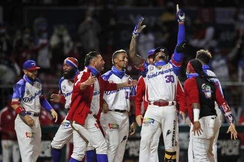 República Dominicana  se proclaman campeones invictos de la Serie del Caribe 2021