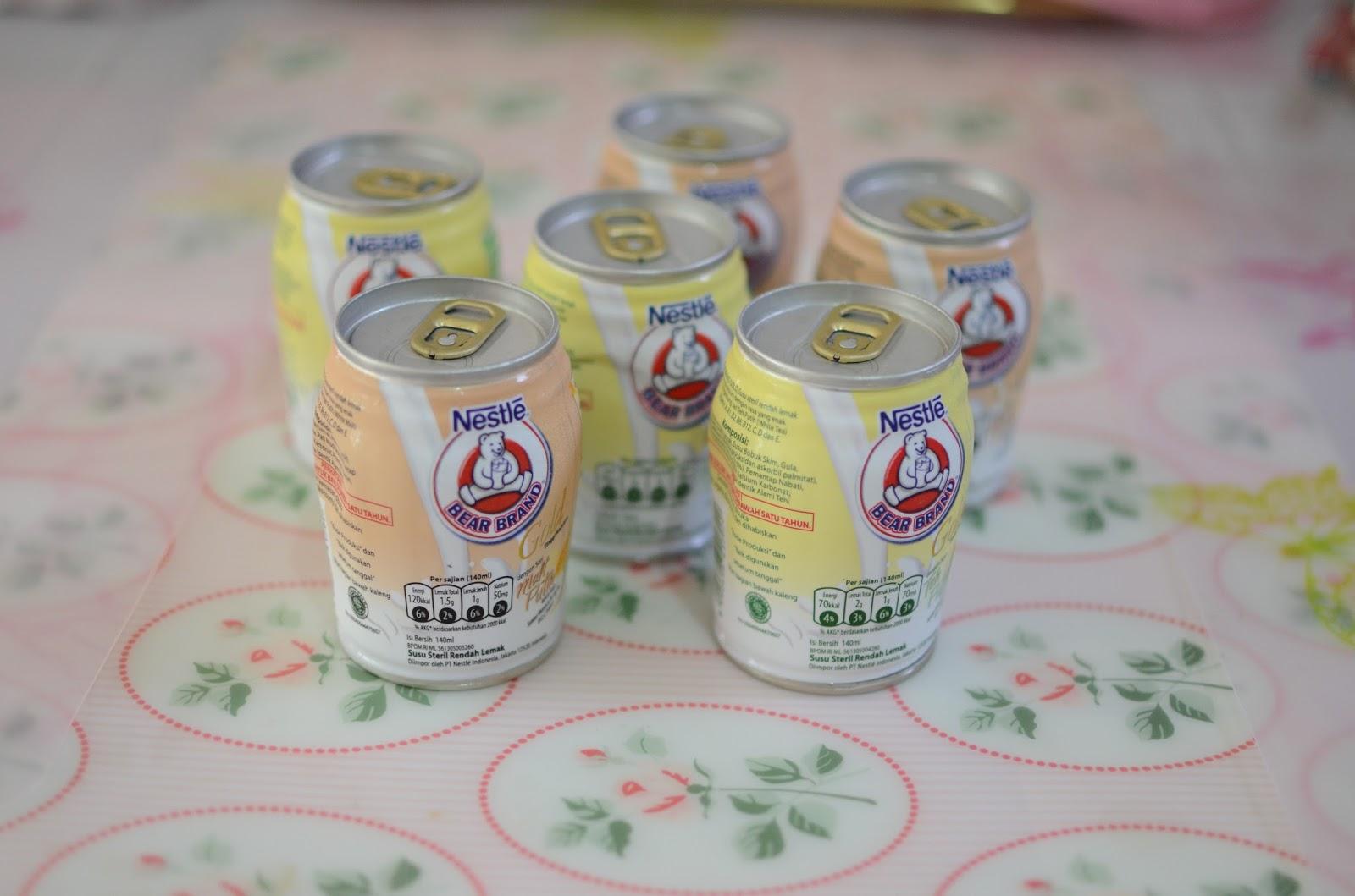 Review Bear Brand Gold White Malt White Tea Roswitha Jassin S Stories