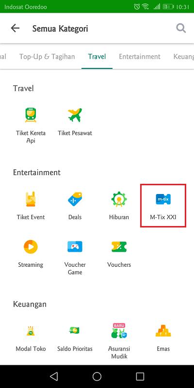 pengguna bisa beli saldo mtix di tokopedia mulai dari 50 ribu sampai 1 juta