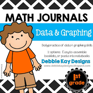 https://www.teacherspayteachers.com/Product/Math-Journals-Data-Graphing-1977870