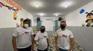 Vereador Nal Fernandes MDB em vídeo agradeceu o apoio dos amigos na campanha Guarabira sem fome