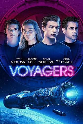 Voyagers (BRRip 1080p Dual Latino / Ingles) (2021)