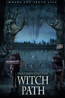 Poster art for DOCUMENTING THE WITCH PATH.