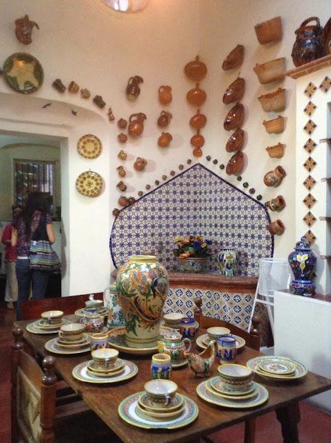 Casa de las lágrimas en Taxco